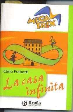 Frabetti, Carlo - La casa infinita