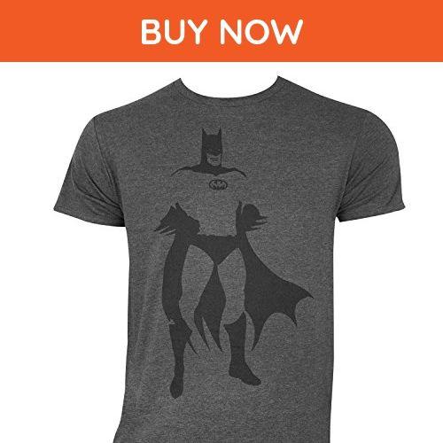 Batman Silhouette Tee Shirt XX-Large - Superheroes shirts ( Amazon  Partner-Link 7338ce23e