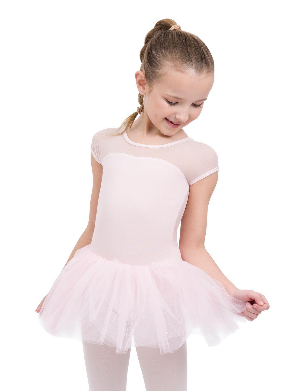 Ballet Tutu Princess Dress Up Dance Wear Costume Party Girls Leotard Kids Skirt
