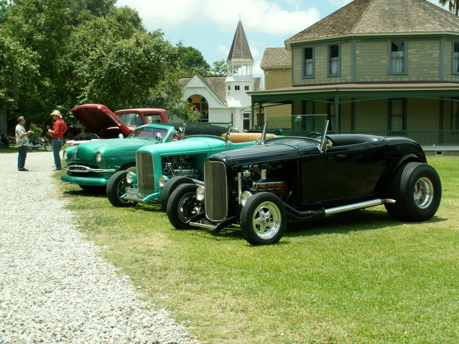 Vintage autos from the early 20th century through the 1960s will ...