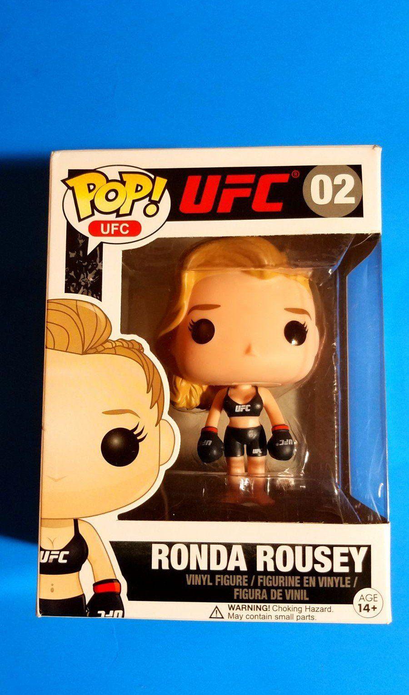 Ronda Rousey UFC POP Vinyl Figure Funko