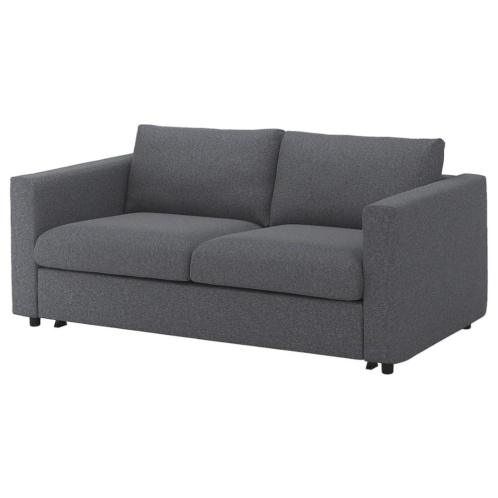 VIMLE Convertible 2 places   Gunnared gris moyen   IKEA ...