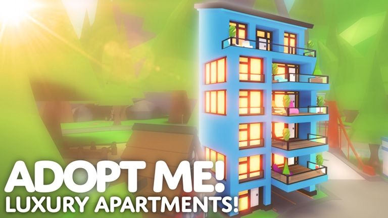 Apartment Adopt Me Roblox In 2020 Adoption Roblox Design Your Home