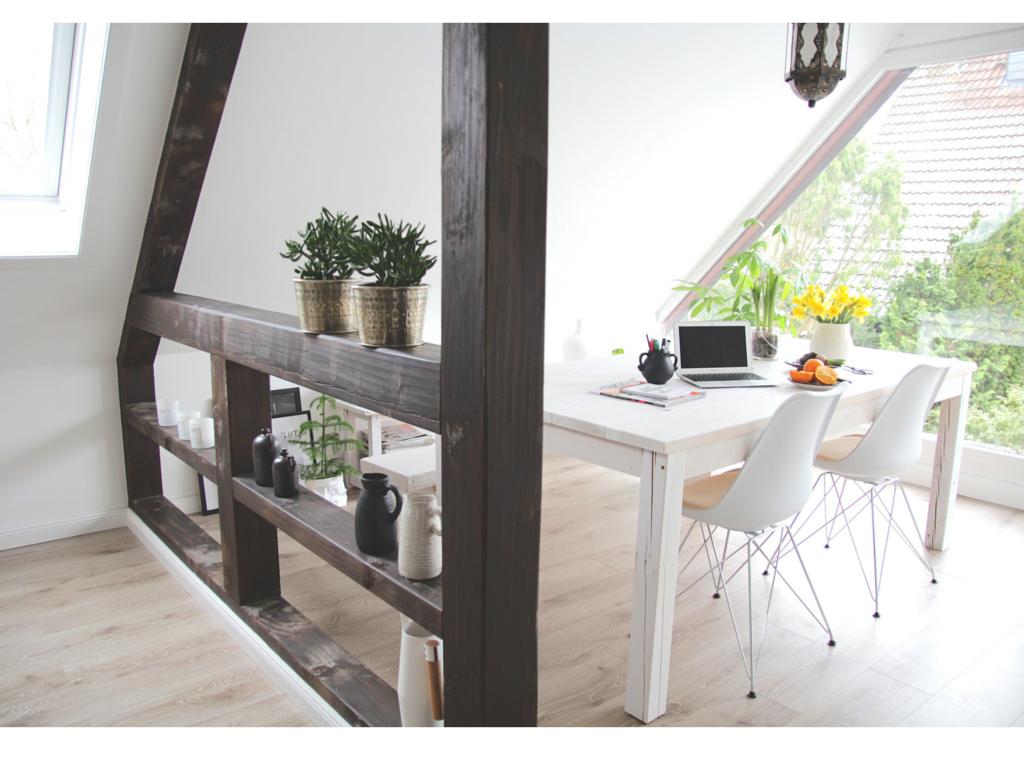 Raumteiler In Fachwerkoptik Selber Bauen Raumteiler Haus Deko Raumteiler Holz