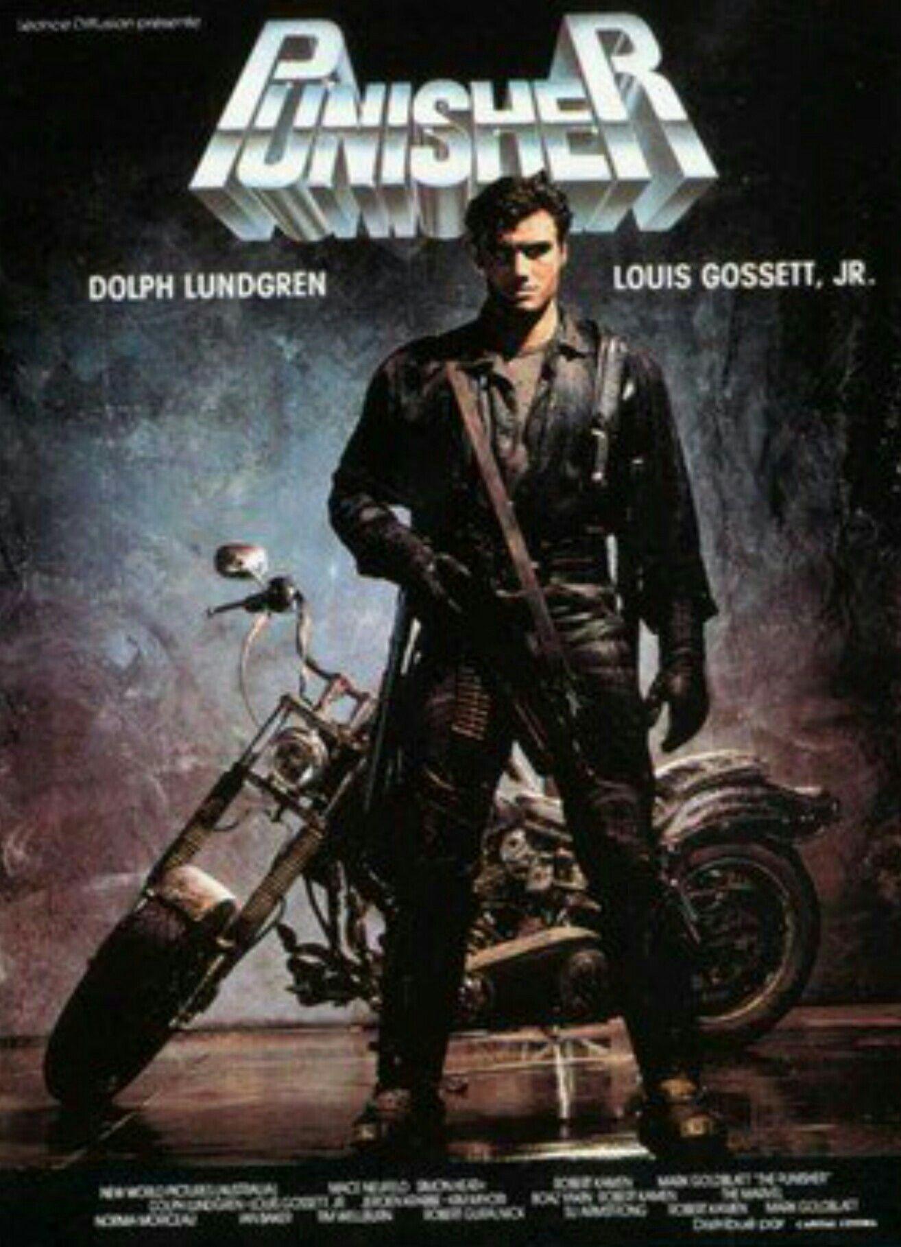 The punisher 1989 latino dating