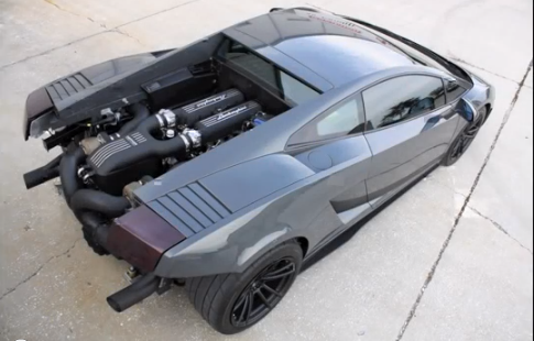 First Lamborghini Gallardo In The 8s Click To See And Hear This