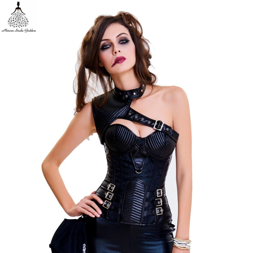 43778102ccd Corset steampunk and Bustiers Slimming Gothic Corsets Flower pattern Sexy  Lingerie steampunk corset gothic clothing bodysuit-in Bustiers   Corsets  from ...