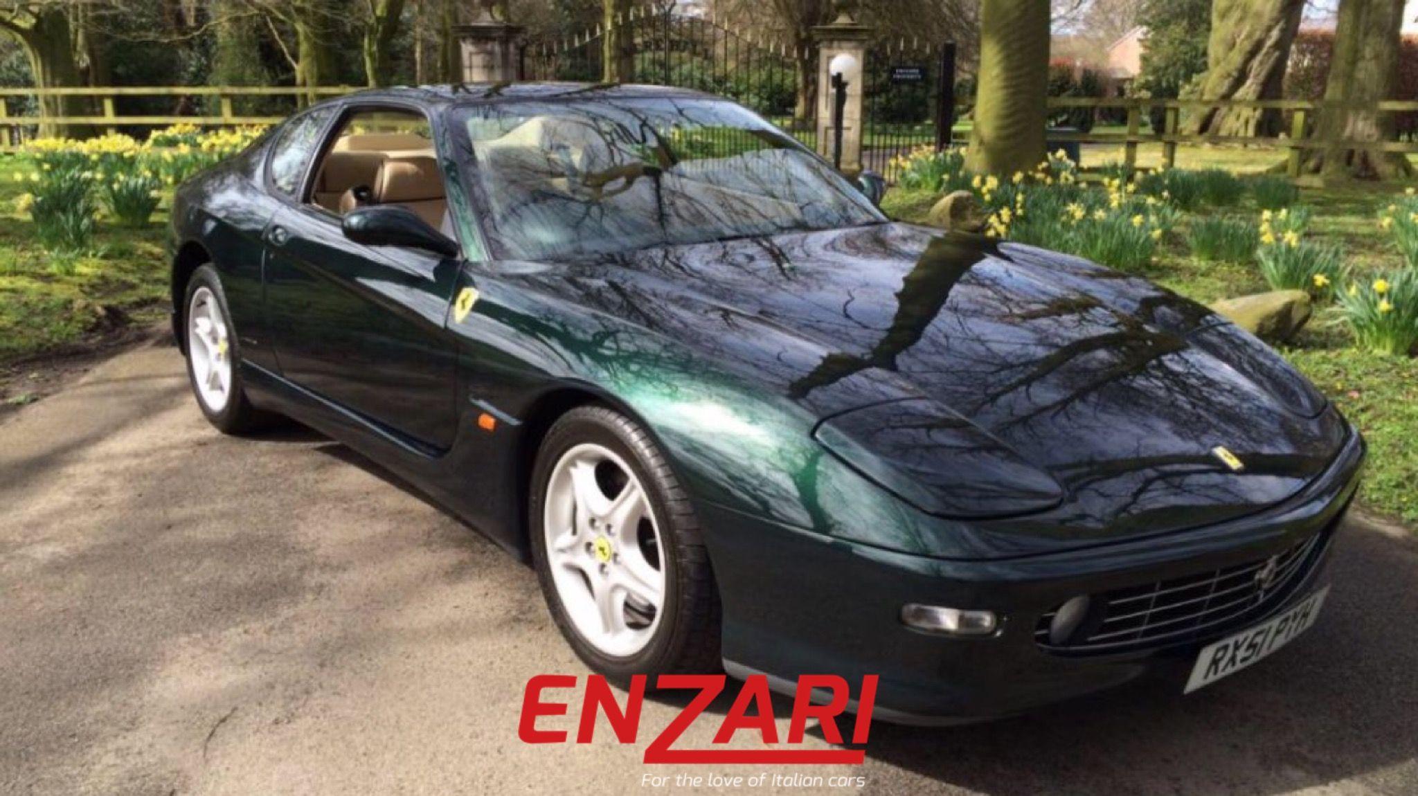 Ferrari 456 #sundayclassic #classiccars #ferrari #enzari #lancia #autoitaliane #classiccarclub #ferrari456 #italy #cars #loveitaliancars