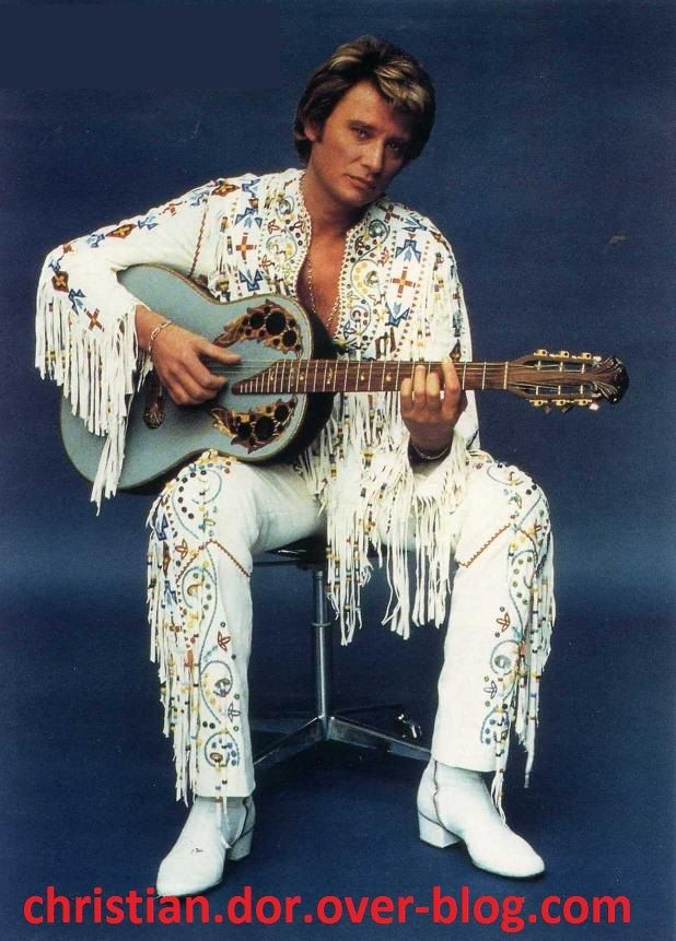 Johnny Hallyday  U00e0 Nancy 1979