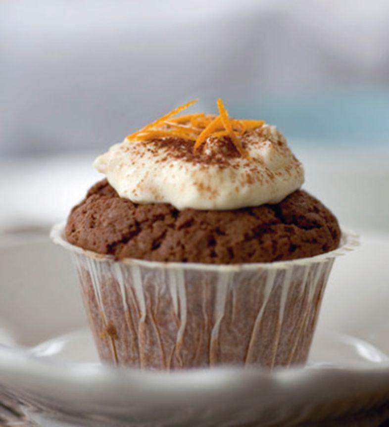 Gluteenittomat suklaa-appelsiinimuffinit | Kodin Kuvalehti