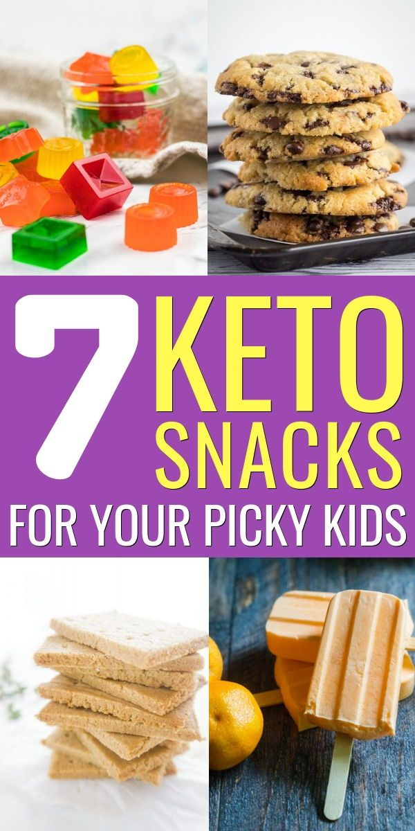 Keto Snacks For Kids − Healthy Snacks Your Kids Will Love images