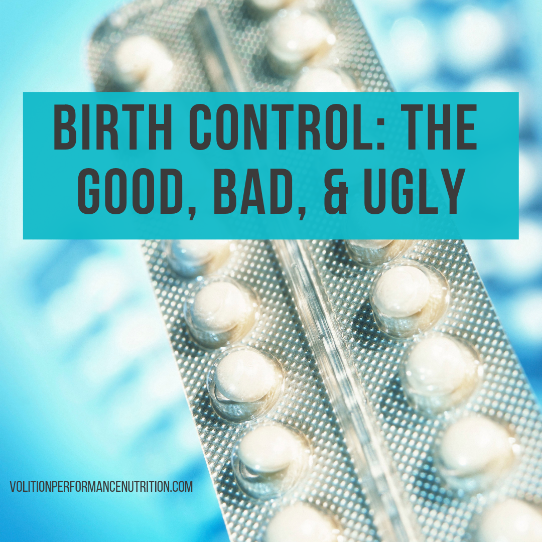 What Hormonal Birth Control Does To Your Natural Hormones