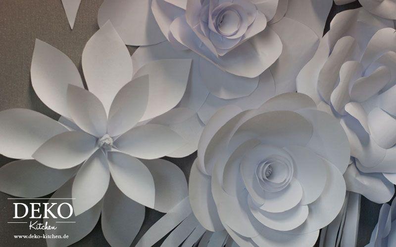 Elegant DIY Papierblütenwand Als Hochzeits Deko Selber Machen Deko Kitchen