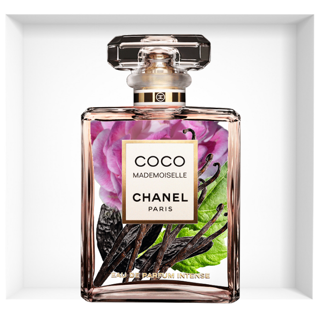 An intense new facet of the COCO MADEMOISELLE