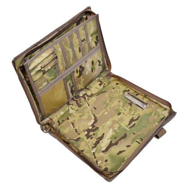 A4 Field Folder Multicam - The Tactical Shop