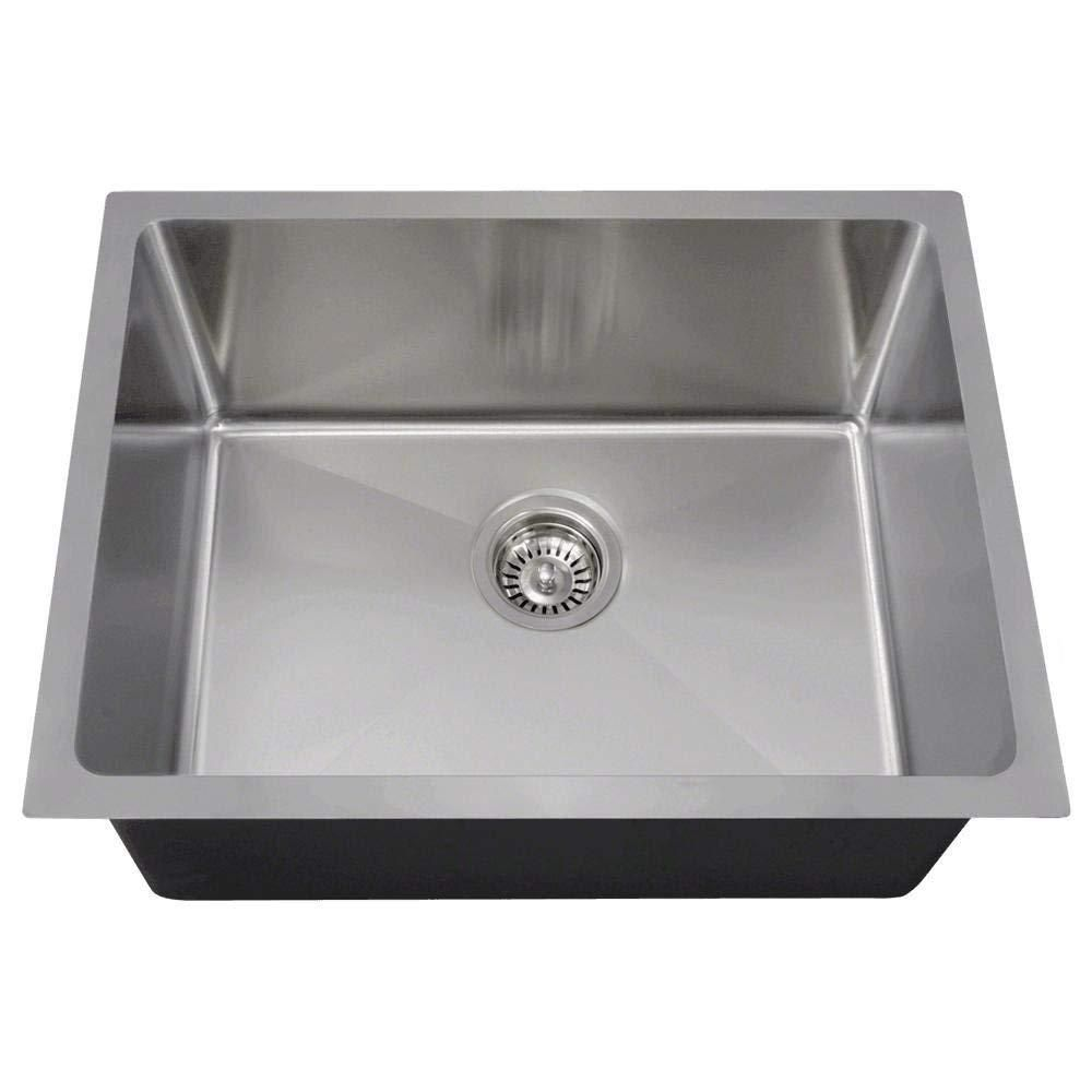 Swiss Madison Rivage 36 In X 21 In Stainless Steel Single Basin
