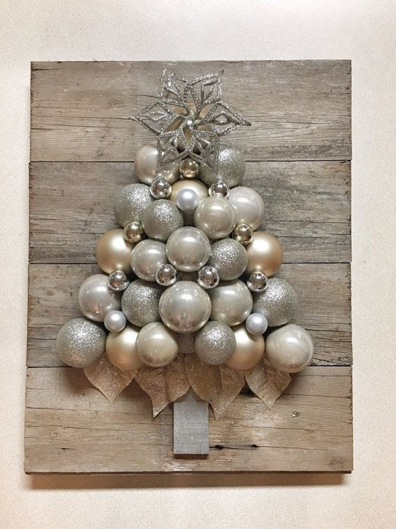Image result for rustic glam christmas decor Christmas Pinterest