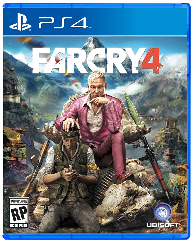 Ps4 Digital Download Games Voucher Far Cry 4 Destiny Nba 2k15 Or Little Big Planet 3 29 50 Far Cry 4 Ps4 Or Xbox One Xbox One Games