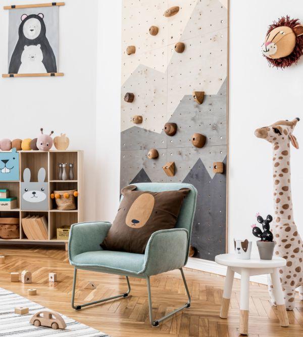 Jak Zaaranzowac Pokoj Dziecka Leroy Merlin Home Decor Decor Furniture