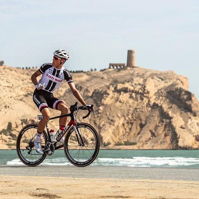 Tour of Oman 2017 Stage 1 Al Sawadi Beach > Naseem Park / Kare Delhi Thorstad