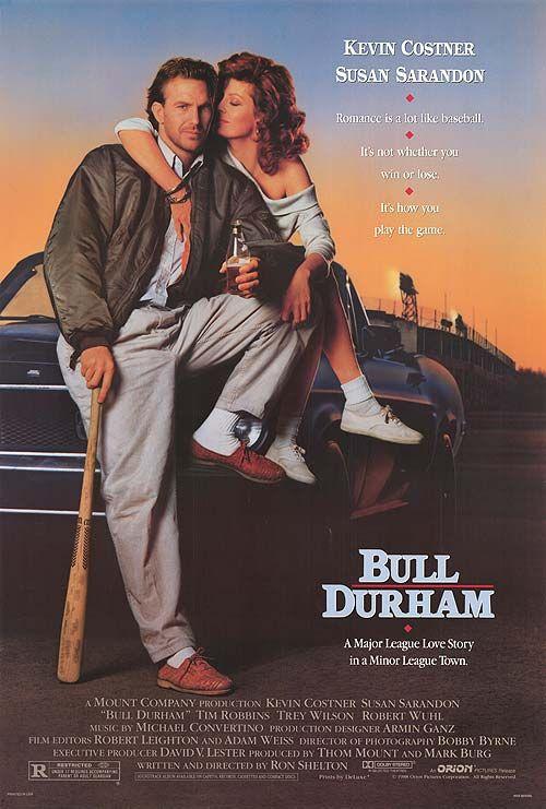 Bull Durham Filmes Romanticos Capas De Filmes Filmes Classicos