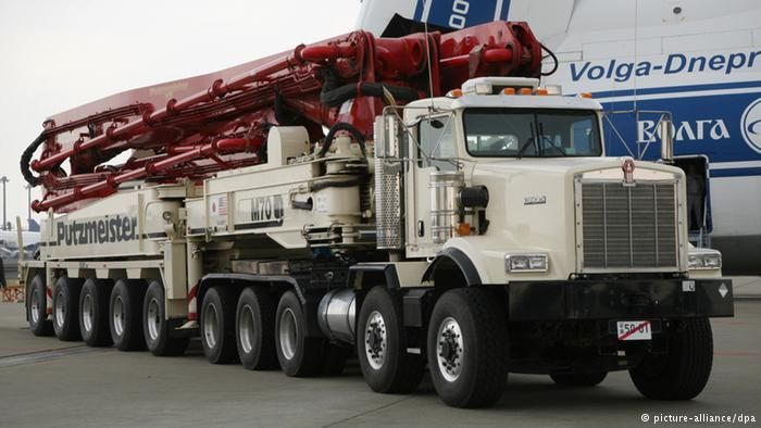 WORLDS LARGEST CONCRETE trucks - Google Search   Trucks