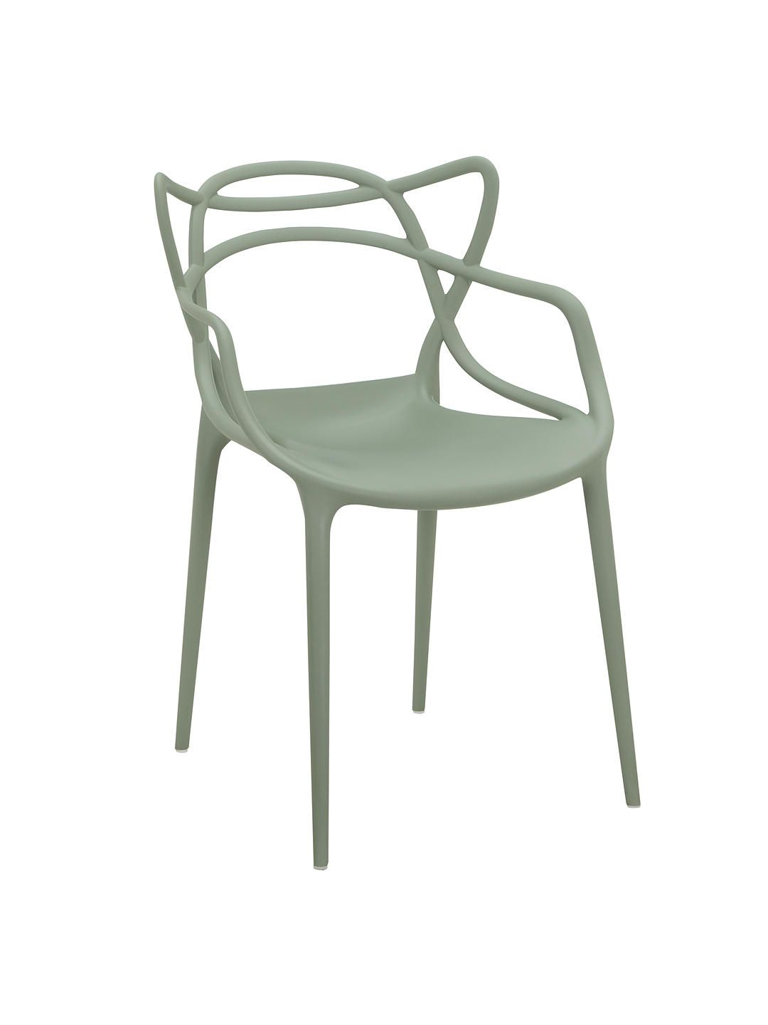 Chaise Philippe Starck Philippe Starck For Kartell Masters Chair Green Family Room