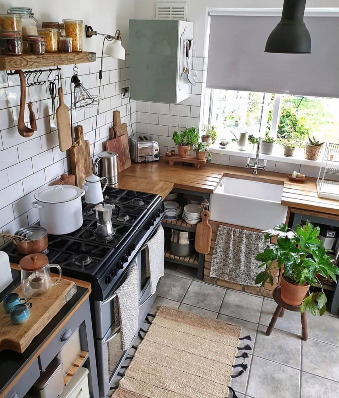 Best Boho Chic Interior Kitchen Designs And Decor Ideas With 400 x 300