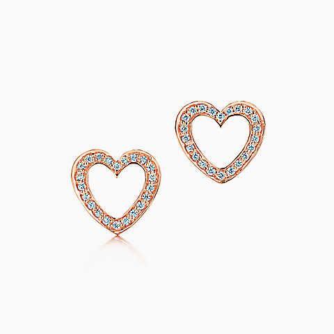 Shop Diamond Earrings Tiffany Earrings Shop Earrings Tiffany Jewelry