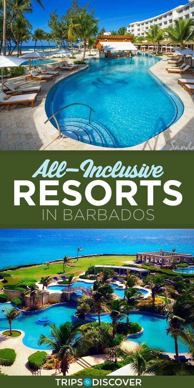 9 Best All-Inclusive Resorts In Barbados