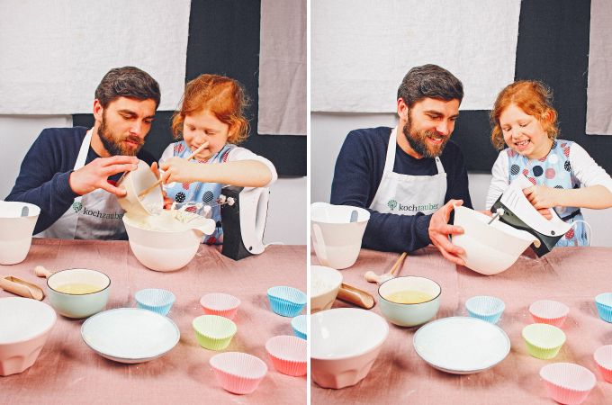 Rezept zum Muttertag: Cupcakes für die Liebsten und zum selber Naschen