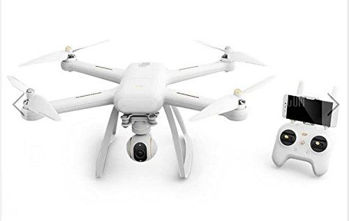 XIAOMI MI Quadcopter 1080P Camera 3Axis Gimbal RC Quadcopter Drone *** Continue to the product at the image link.
