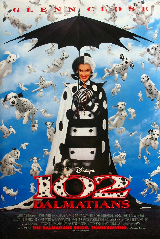 Bildergebnis Fur 101 Dalmatians Movie Poster Carteles De Peliculas De Disney Carteles De Disney 102 Dalmatas