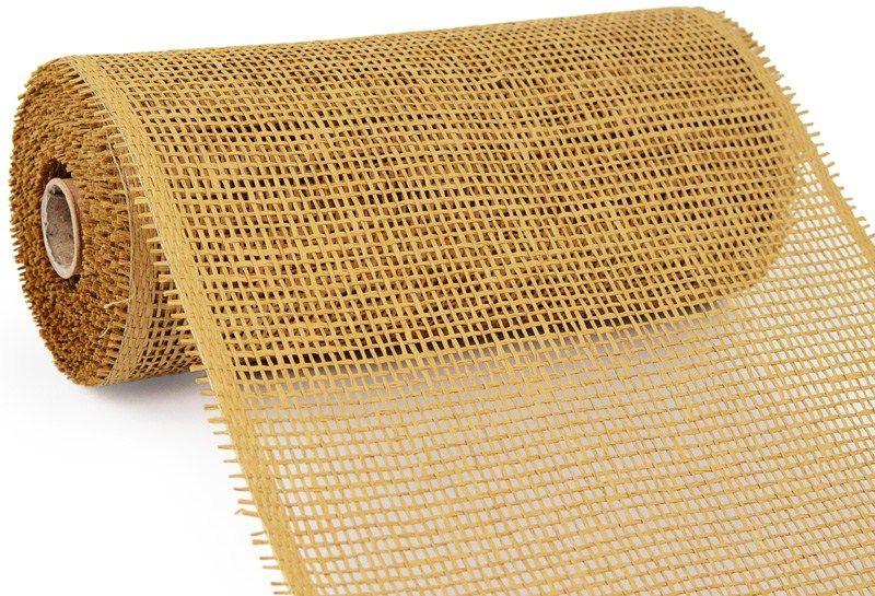 10 Paper Mesh Roll Natural Paper Burlap Rr800118 Paper Mesh Rustic Fabric Burlap Fabric
