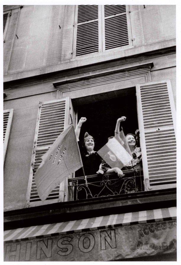 Paris 1936 - July 14 - By Robert Capa