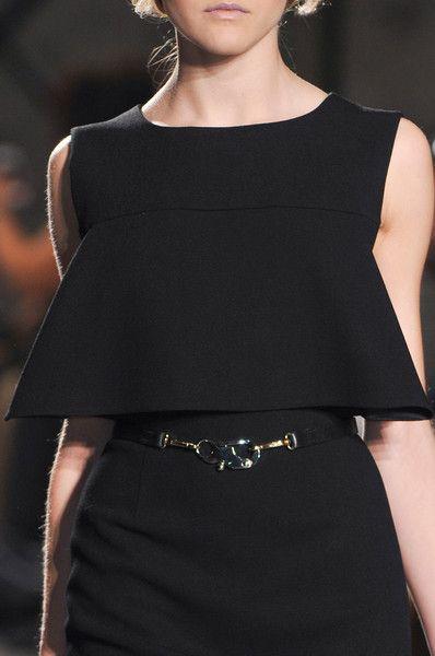 Sally LaPointe at New York Fashion Week Fall 2014