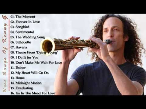 Kenny G Greatest Hits || The Best Of Kenny G || Instrumental