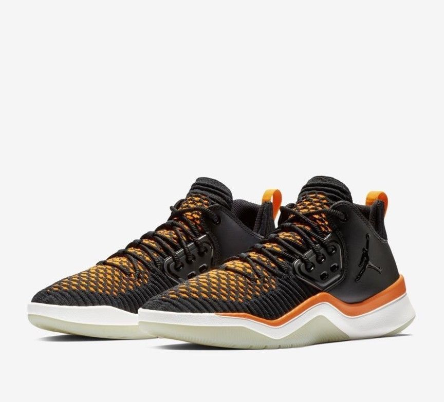 Jordan DNA LX Trainer Mens Shoes Black Sail Copper Flash AO2649 007  Jordan   CrossTrainingShoes 23fdd4f0d