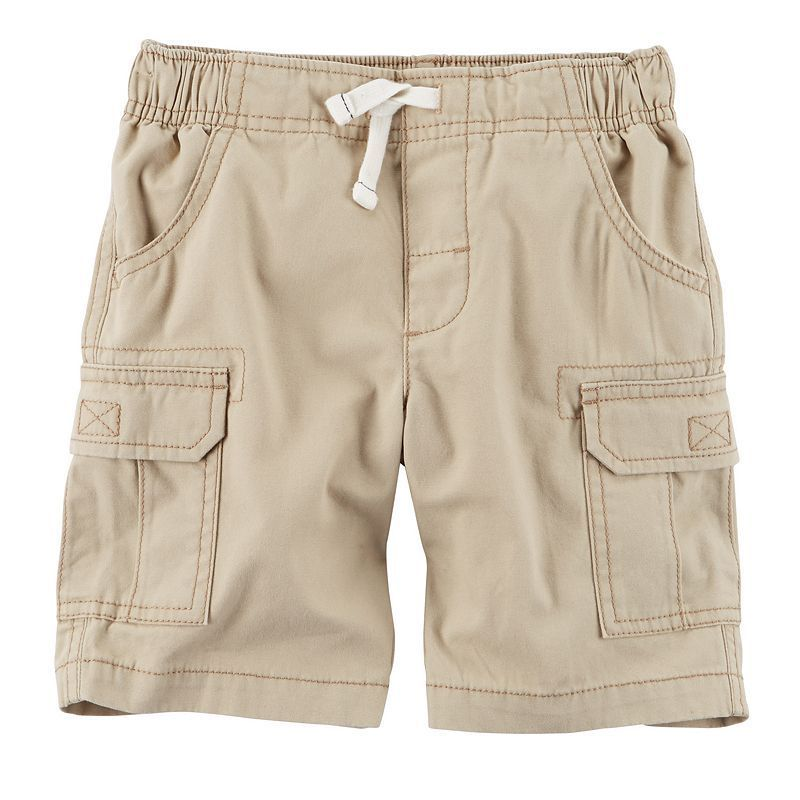 Carters Baby Boys Pull On Cargo Shorts Carter/'s