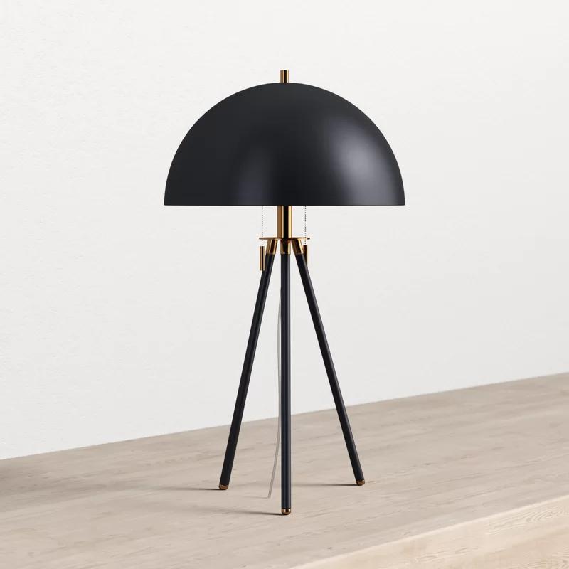 Keyes 27 Tripod Table Lamp In 2020 Tripod Table Lamp Tall Table Lamps Tripod Table