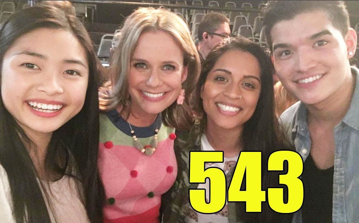 The Time I Went To Fuller House (Day 543)