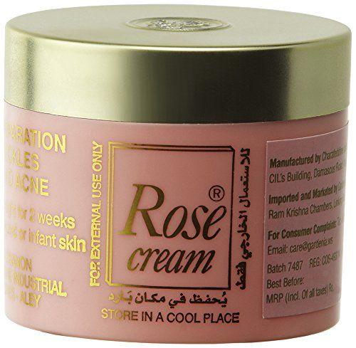 Rose Cream 25g At Rs 160 From Amazon Cream Roses Face Cream Acne