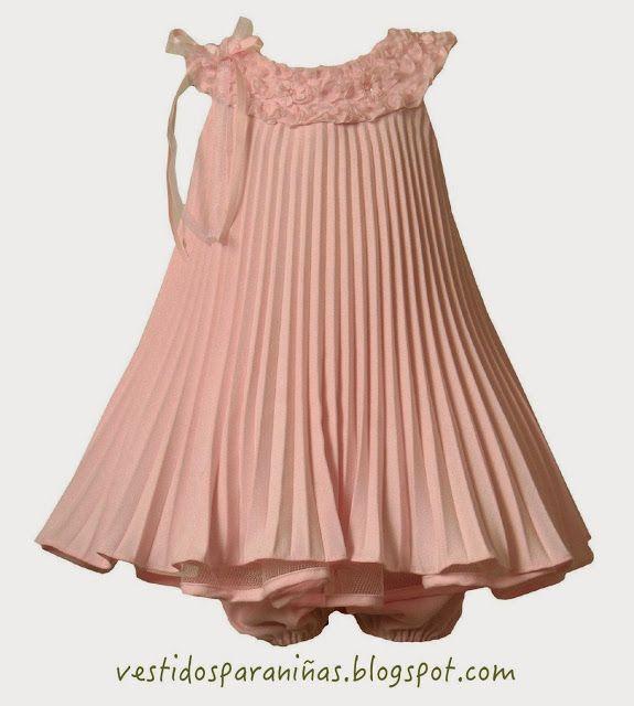 b3cf418d87f55 Vestido para niña de 1 a 5 años - Vestido de verano sin mangas fresco color  melón con listón al costado - Vestido para ceremonias