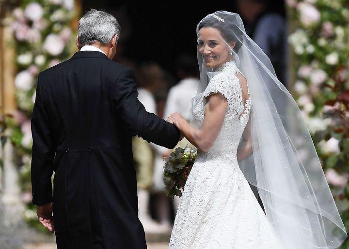 Pippa Middletons Hochzeitkleid