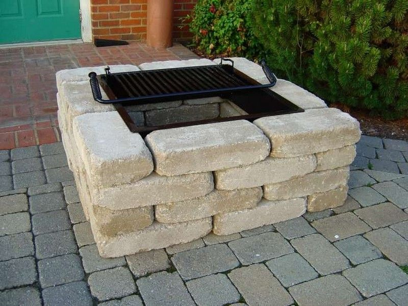 Pin By Monica Montalvo Beshears On Fire Pit By Jesse And Monica Beshears Fire Pit Plans Square Fire Pit Fire Pit