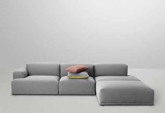 Connect Sofa System By Muuto Modular Sofa Sofa Big Sofas