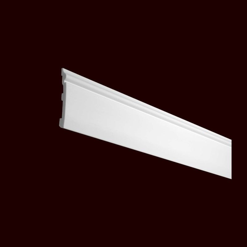 """Base Board: FWFL2-6.5  $26.47 Height: 4 3/4""""  Width: 5/8""""  Length: 6.5'"""