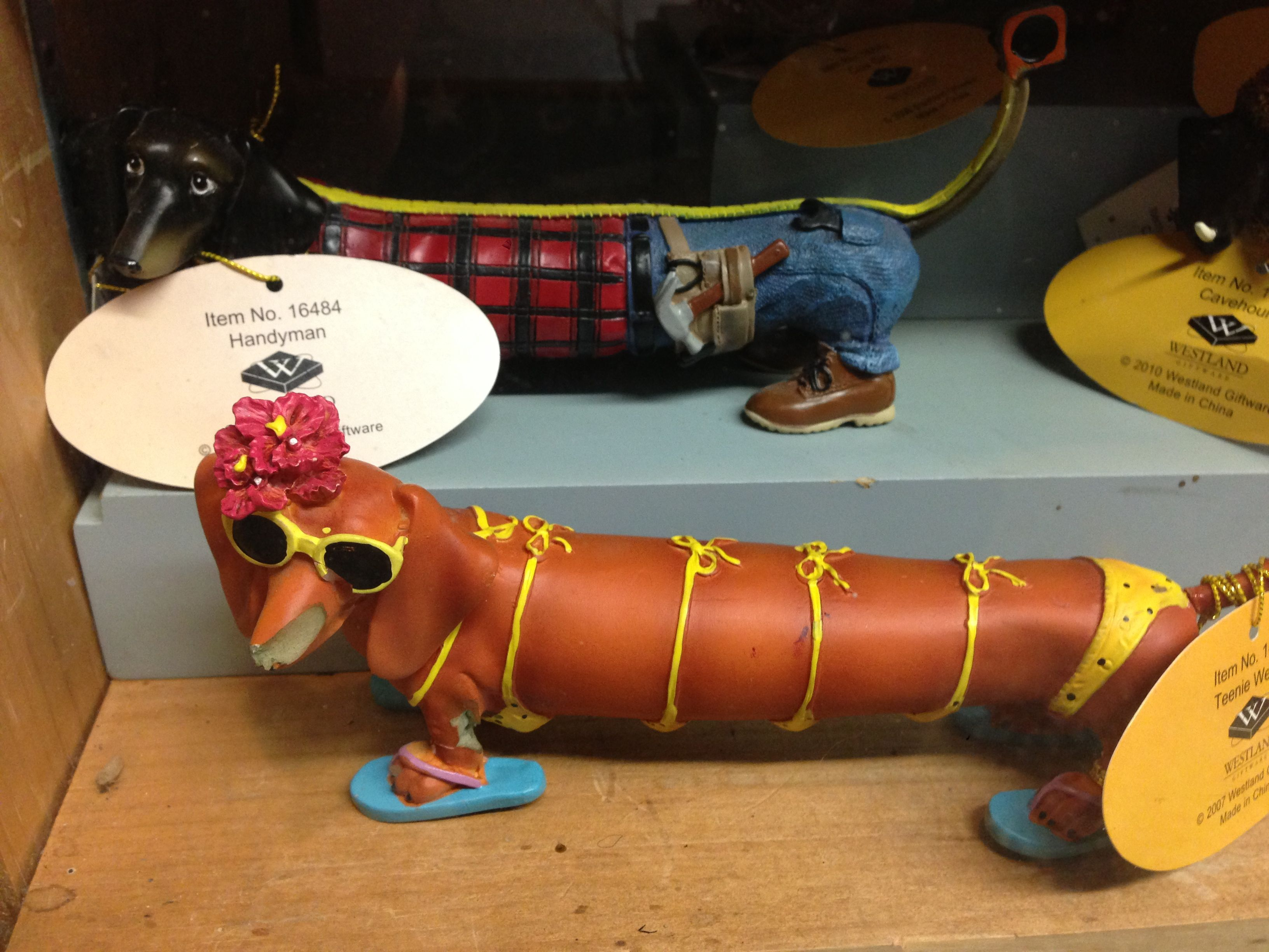Wiener Dog Bikini