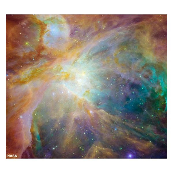 NASA Pictures of the Universe | Galaxies, Nebluae, Stars and More! ❤ liked on Polyvore