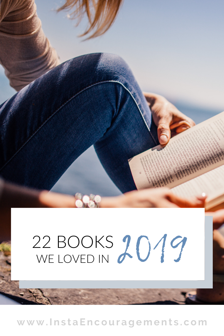 Books We Loved In 2019 Christian Book Recommendations Books Christian Friends